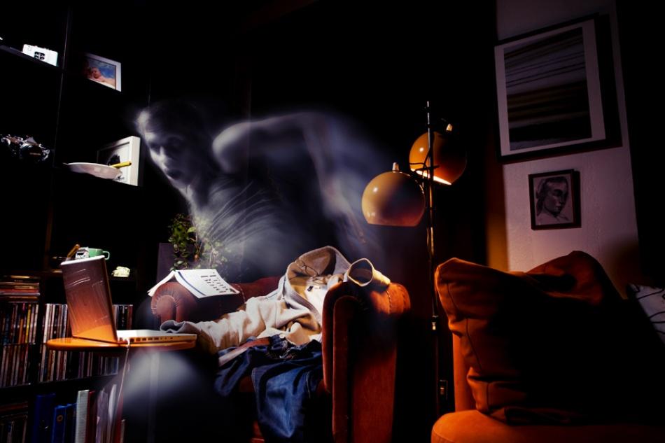 A piece of fine art art photography titled Escape Artist by J P