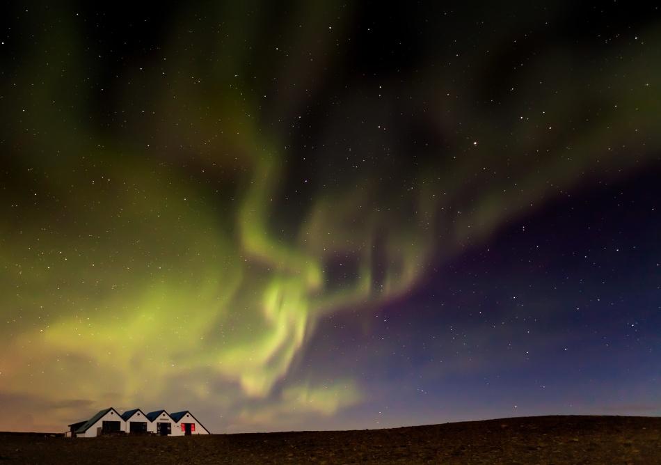 A piece of fine art art photography titled Iceland by Martin Zalba