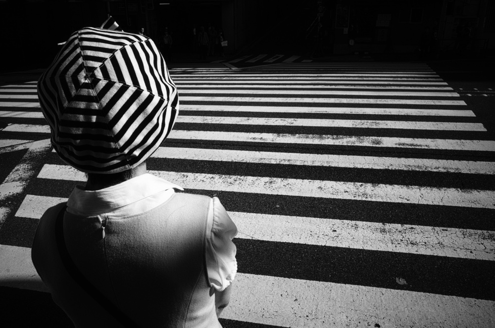 A piece of fine art art photography titled Untitled by tadashi onishi