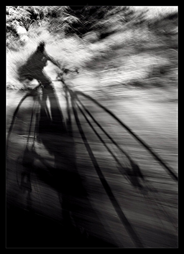 A piece of fine art art photography titled Speed Shadows #1 by kan_gory
