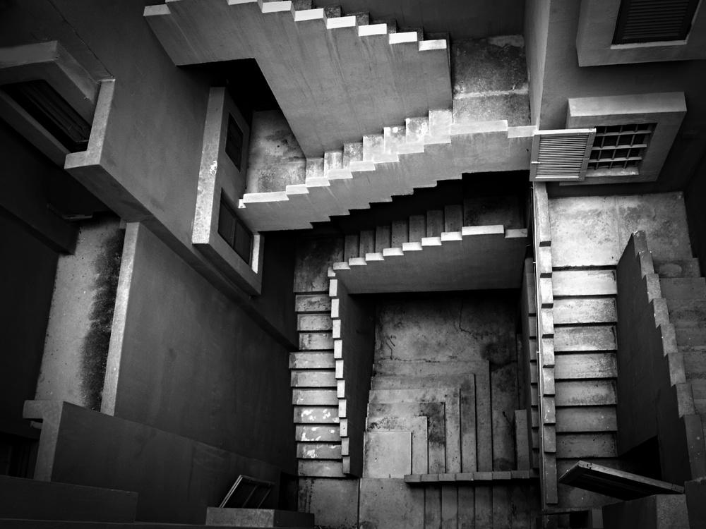 Escher lives here