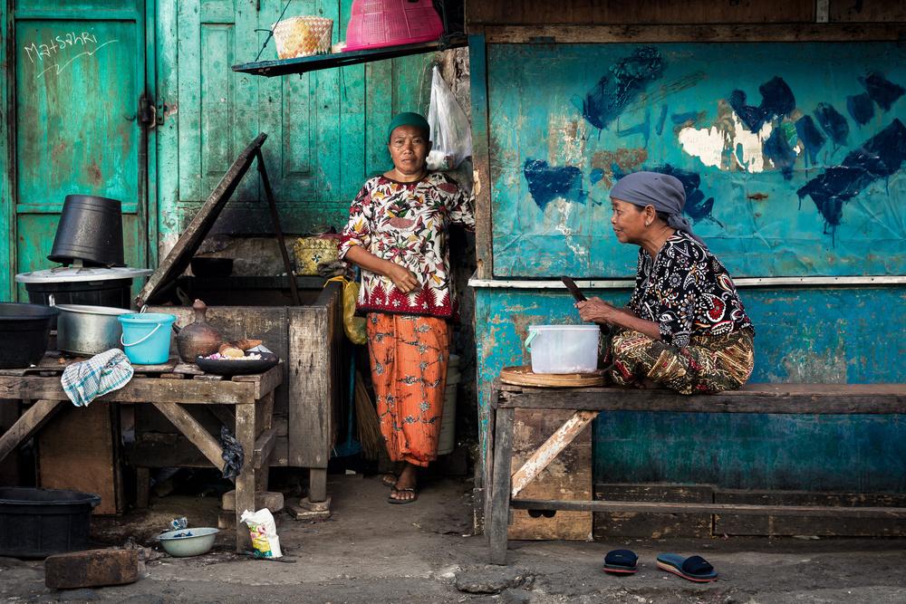 A piece of fine art art photography titled Surabaya by Tashi_Delek Nakata