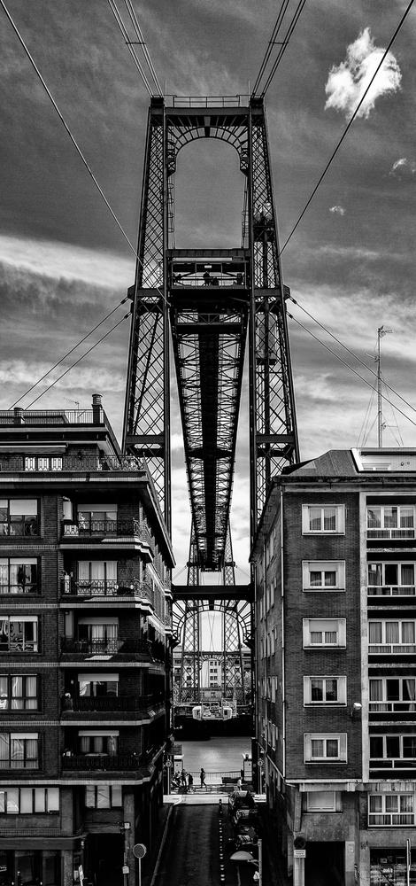 Bizkaia (Hanging) Bridge