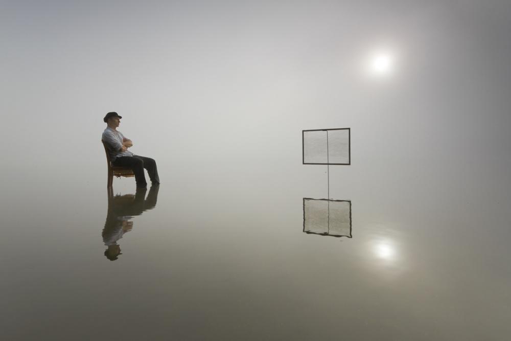 A piece of fine art art photography titled Unleashing Imagination by Leszek Paradowski
