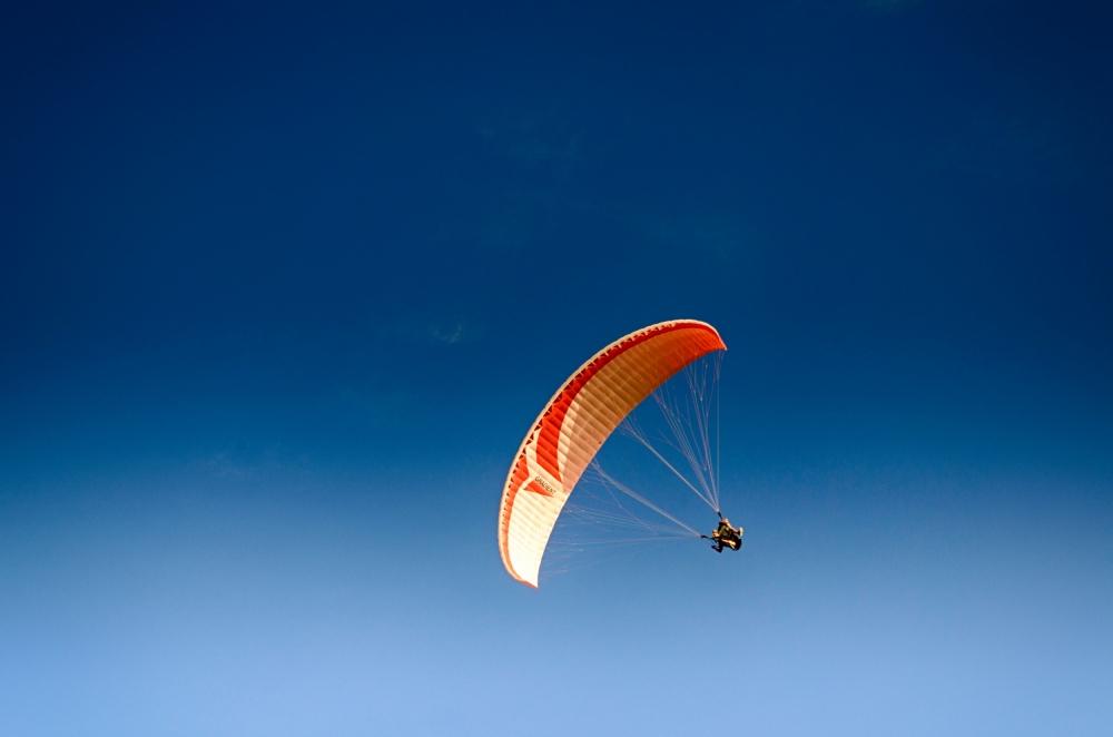Gliding around