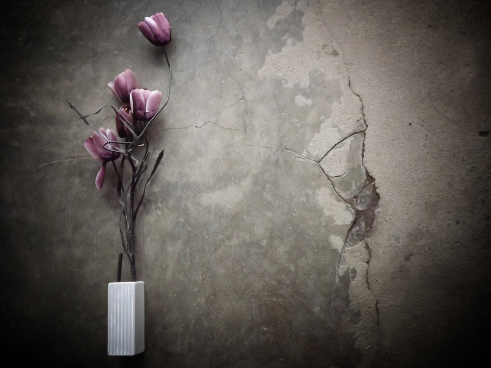 A piece of fine art art photography titled The Bouquet by kahar lagaa