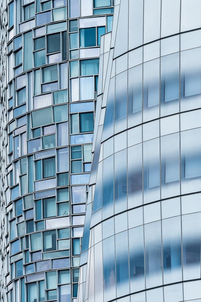 A piece of fine art art photography titled Windows by Tzvika Stein