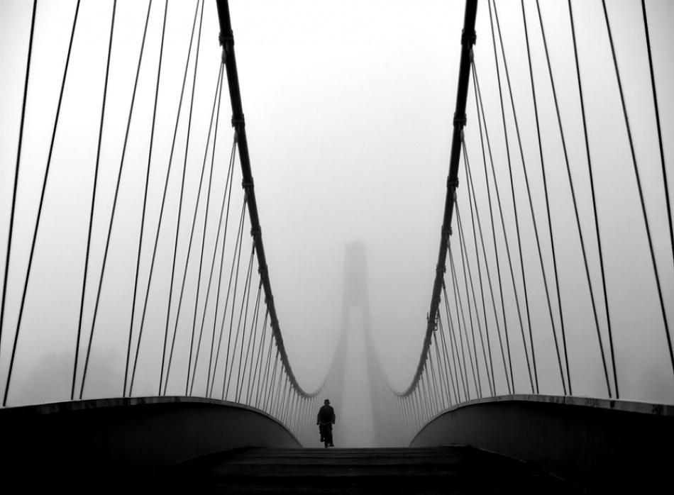 A piece of fine art art photography titled In Distance by Jasmina Gorjanski