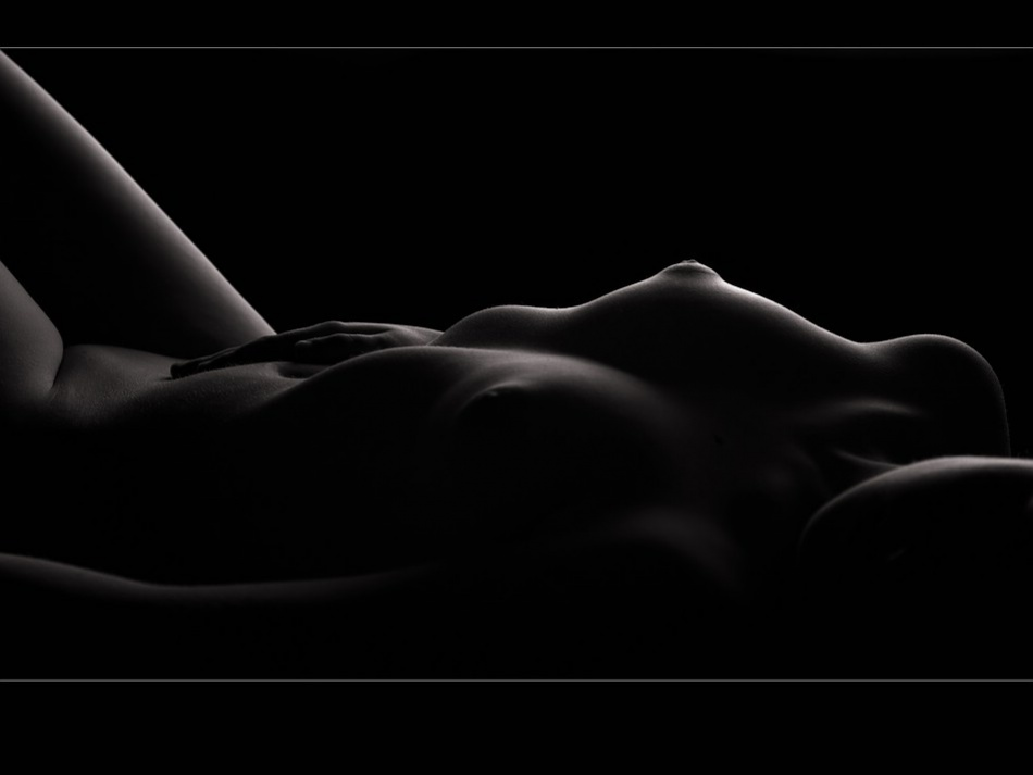 A piece of fine art art photography titled Silouette by Marcus Maly-Motta