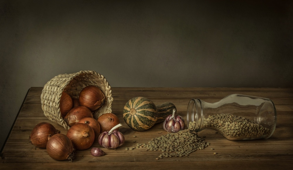 A piece of fine art art photography titled Quotidian by Margareth Perfoncio