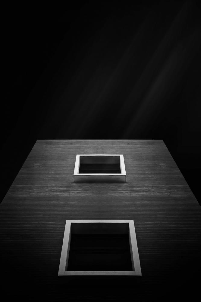 A piece of fine art art photography titled Windows by bonifasius wahyu adi f