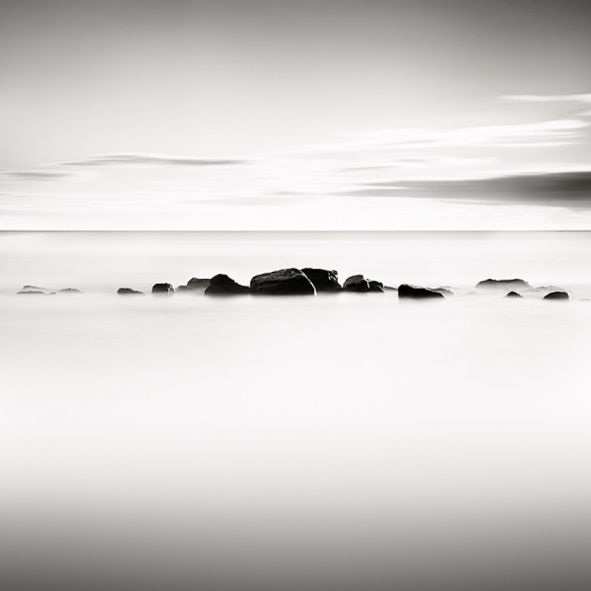A piece of fine art art photography titled Monochrome Rhapsody by Stefano Orazzini