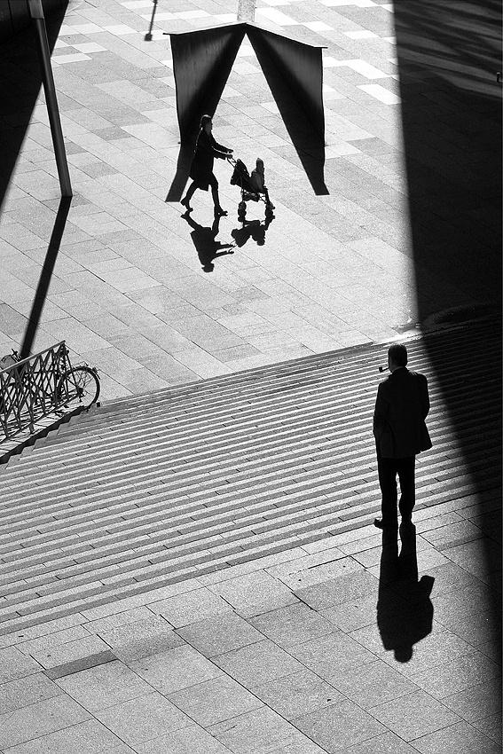 A piece of fine art art photography titled Moment by Jure Kravanja