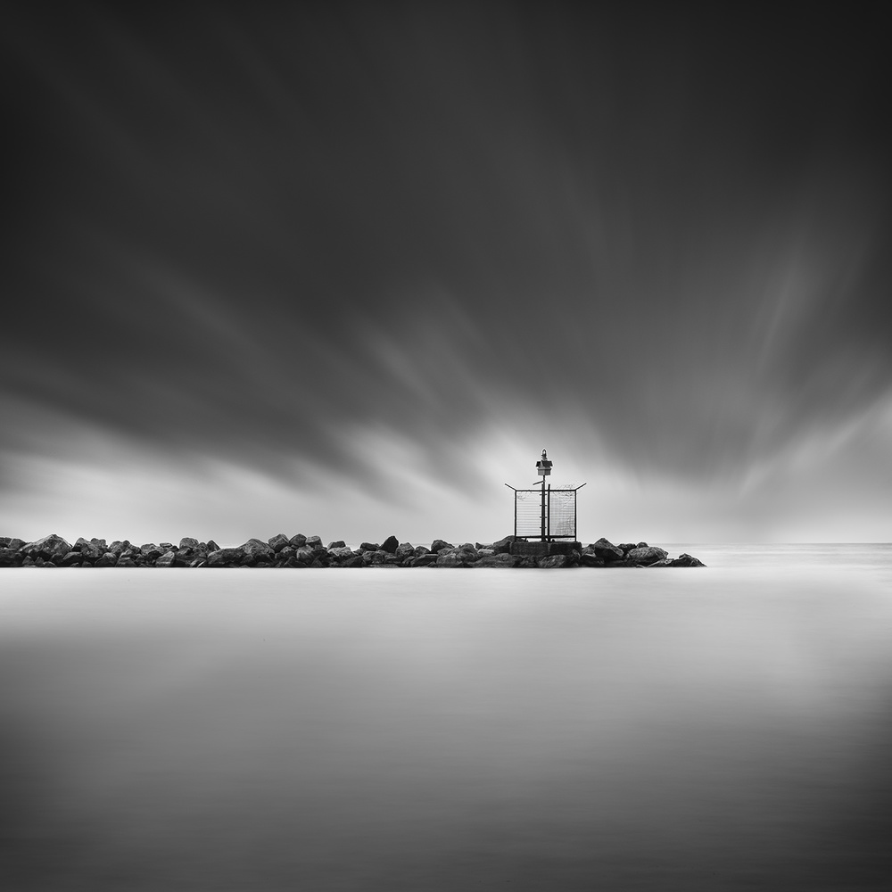 A piece of fine art art photography titled By the Sea 033 by George Digalakis