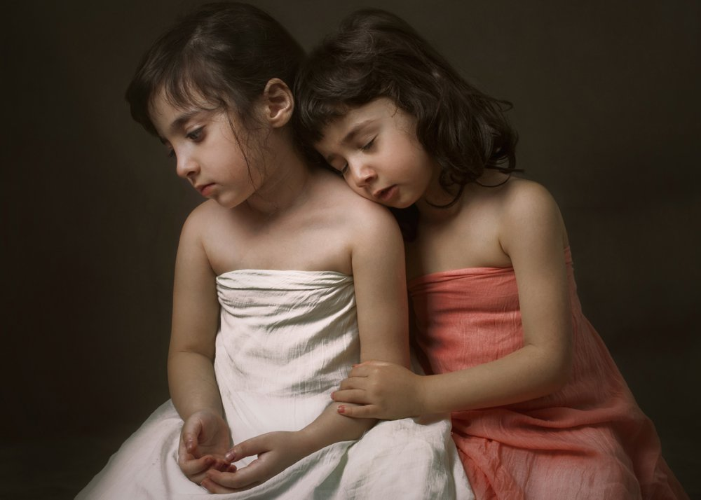 View this piece of fine art photography titled Sisters by Marjan Pipelzadeh