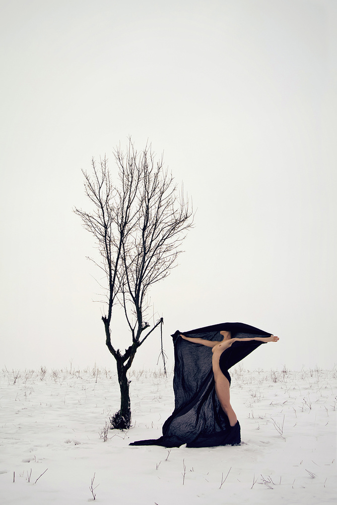 A piece of fine art art photography titled Untitled by Anca Cernoschi