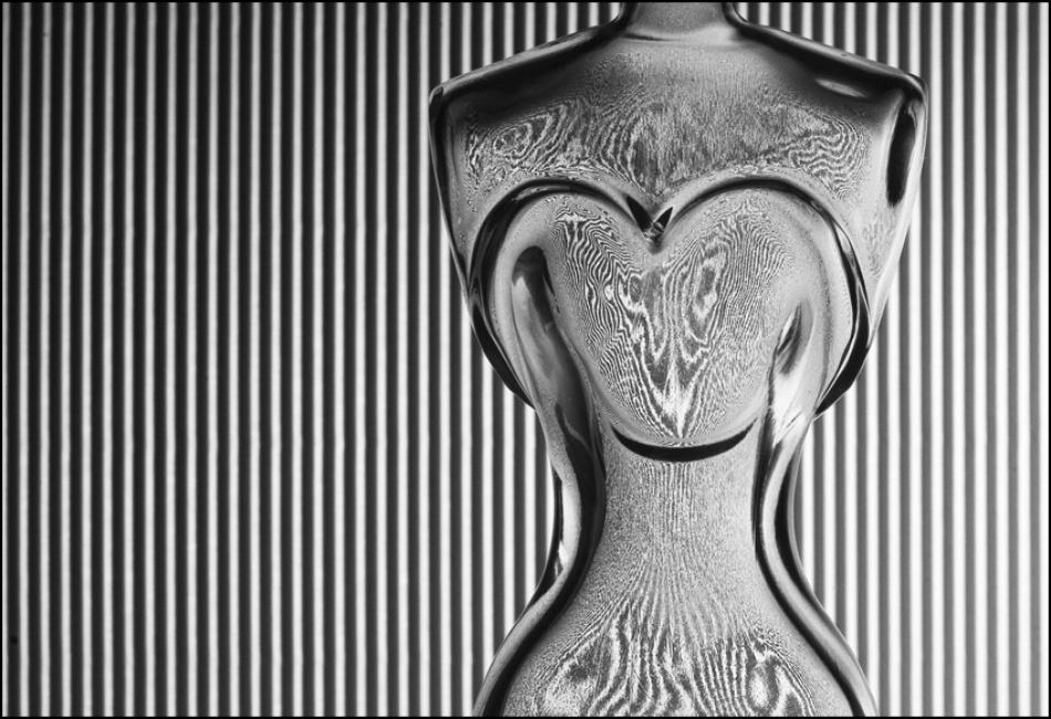 A piece of fine art art photography titled Shape by Carola Onkamo