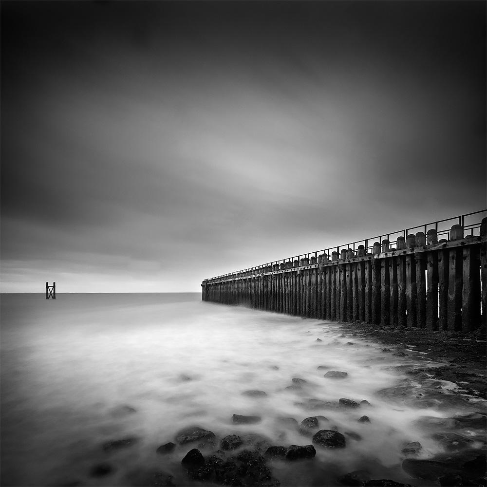 A piece of fine art art photography titled Zeeland III by Markus Pfeffer