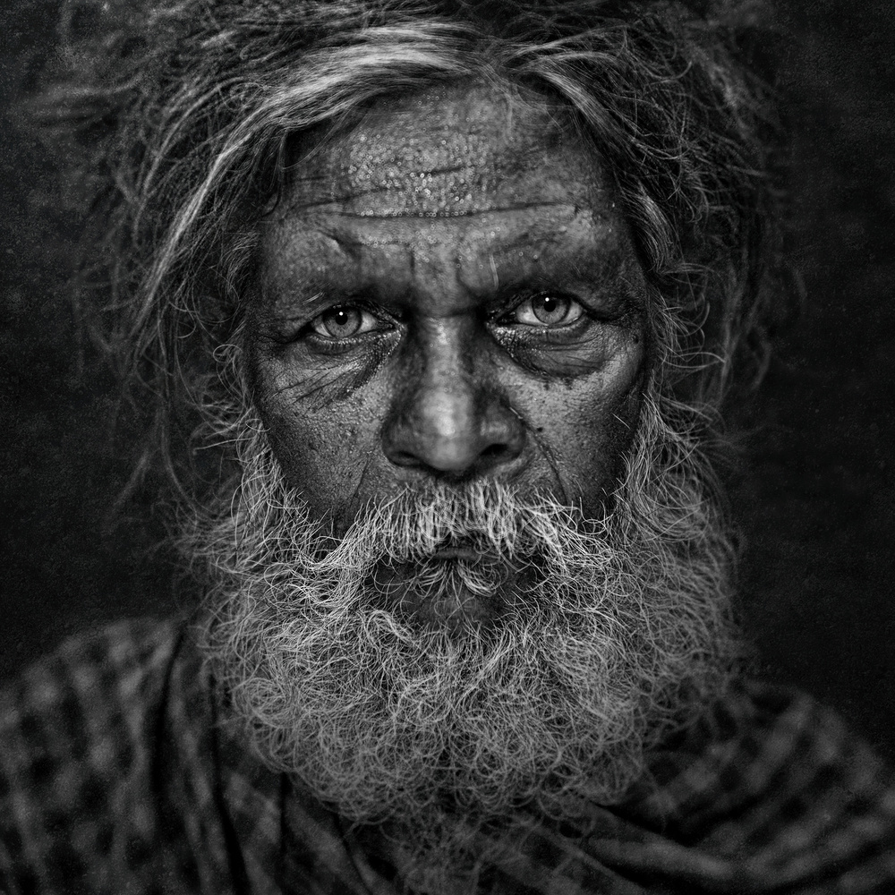 A piece of fine art art photography titled Windows to the Soul by Fadhel Almutaghawi