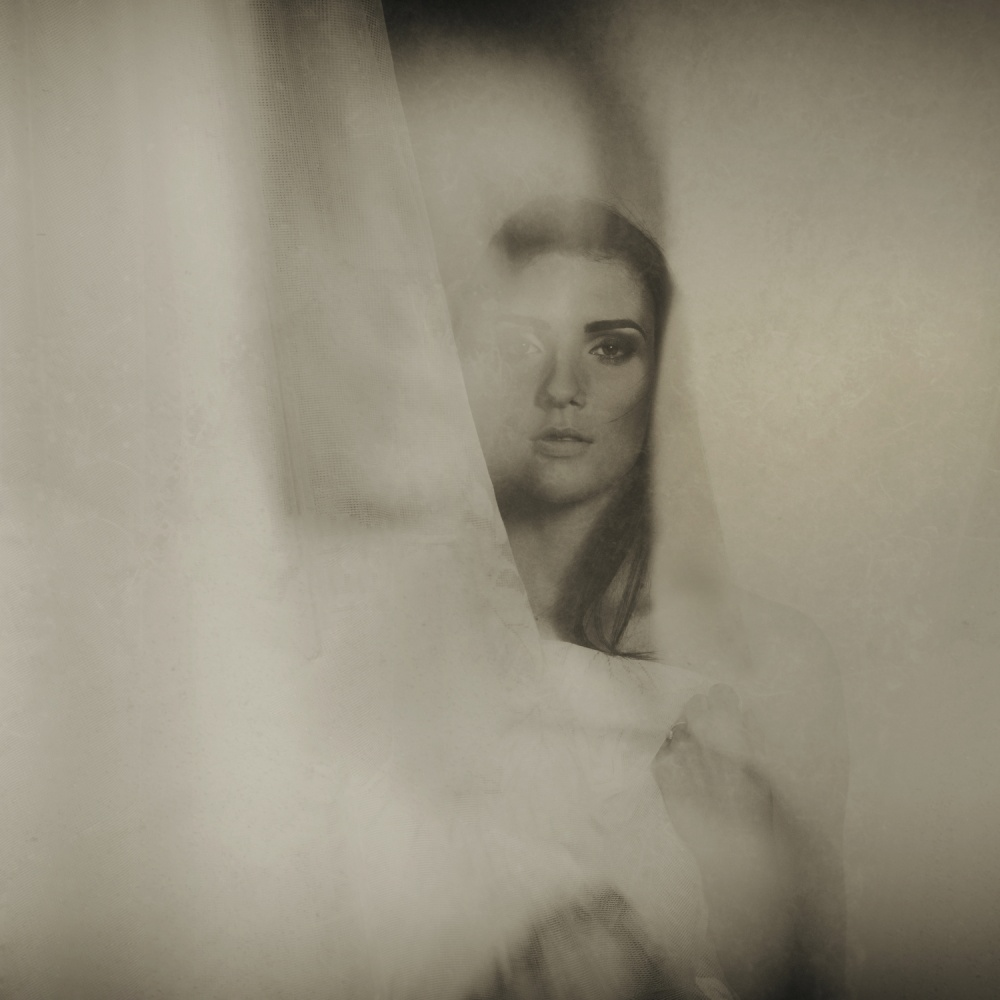 A piece of fine art art photography titled Immersed III by lukas duran