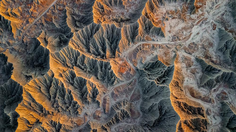 Martian Mountains