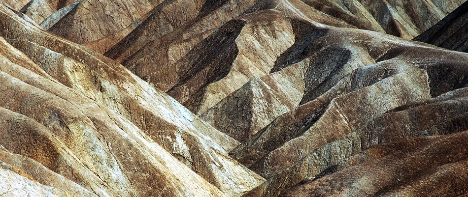 A piece of fine art art photography titled Zabriskie by Alessandro Prola