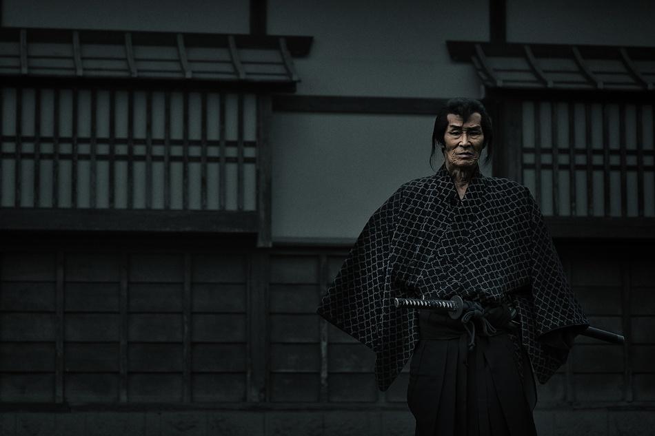 One samurai