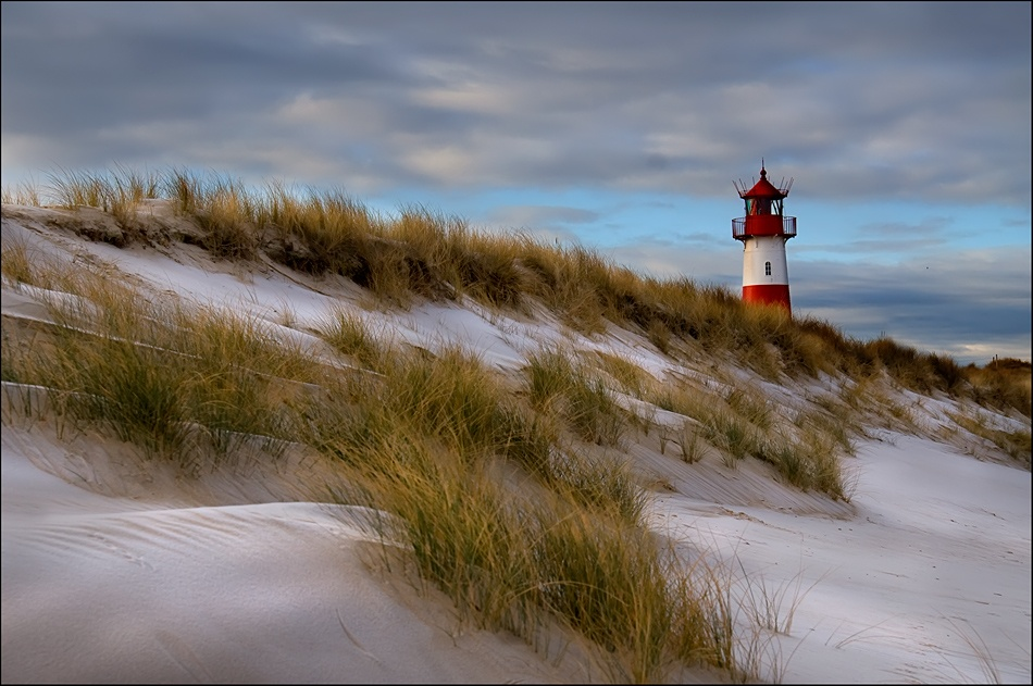 A piece of fine art art photography titled Typical Sylt by Melanie Brunzel (Foto-Graefin)