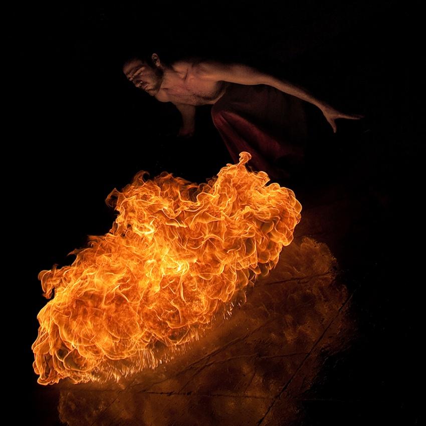 The Flame Whisperer