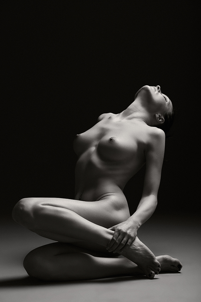 A piece of fine art art photography titled Passion by Roman Ball