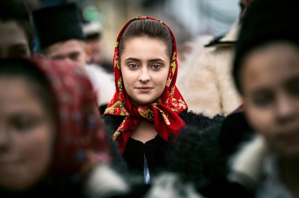 Transylvanian girl