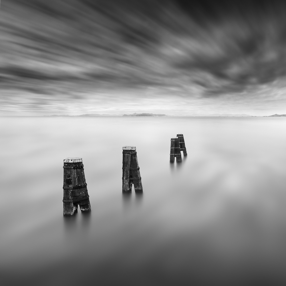A piece of fine art art photography titled By the Sea 004 by George Digalakis